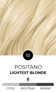 Positano 10 Lightest Blonde