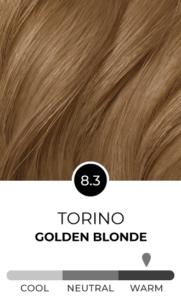 Torino 8.3 Golden Blonde