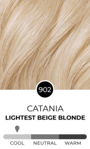 Catania 902 Lightest Beige Blonde