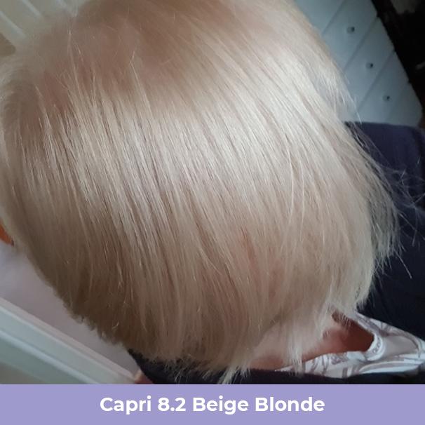 Capri 8.2 Beige Blonde