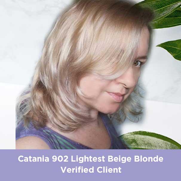 Catania Lightest Beige Blonde