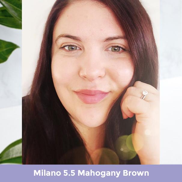 Milano 5.5 Mahogany Brown