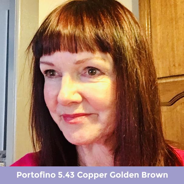 Portofino 5.43 Copper Golden Brown