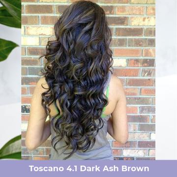 Toscano 4.1 Dark Ash Brown