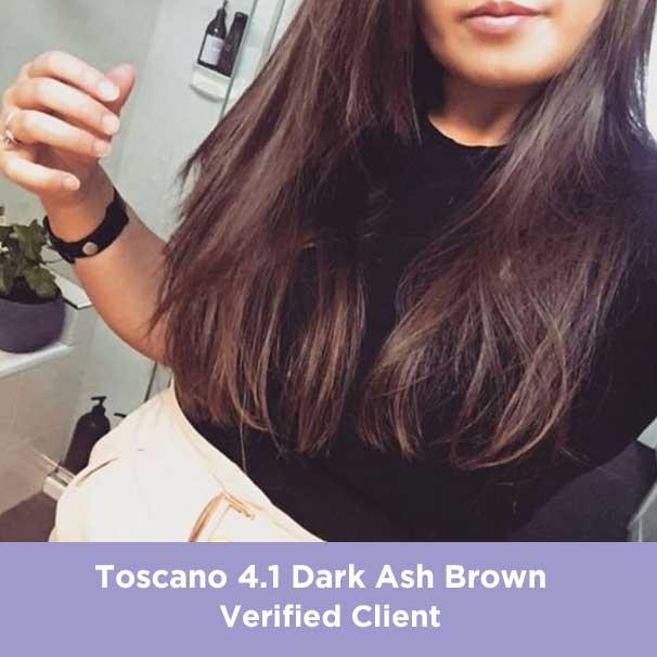 Toscano Dark Ash Brown