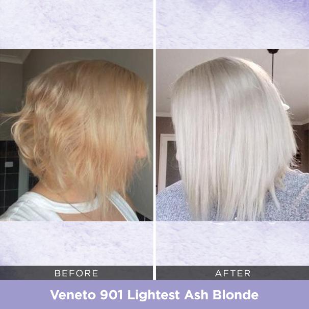 Veneto 901Lightest Ash Blonde