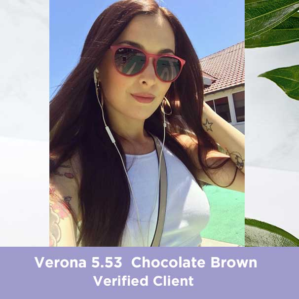 Verona Chocolate Brown