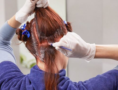 5 Super Simple Steps to Colour the Back of Your Hair