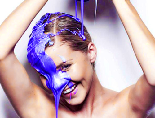 Blue Shampoo to Help Banish Brassy Tones
