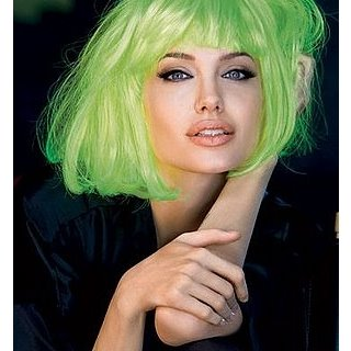 View Green Hair After Chlorine Images