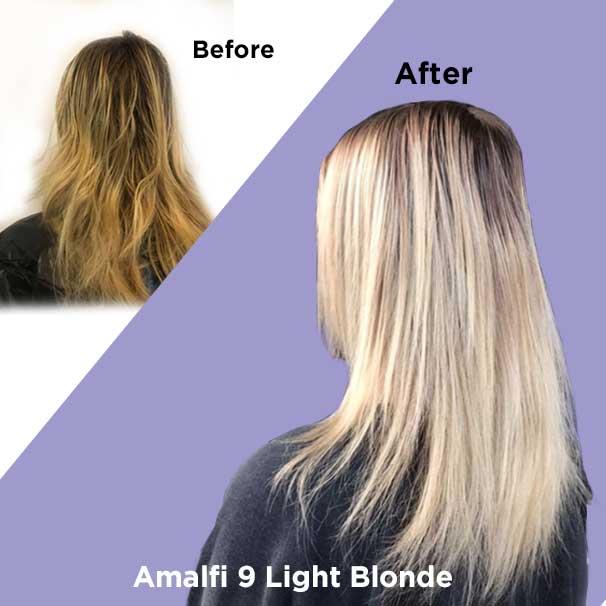 Amalfi 9 Light Blonde
