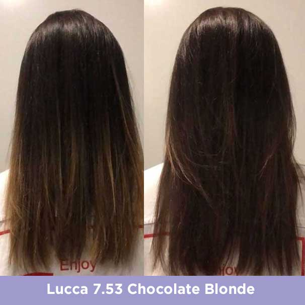 Lucca Chocolate Blonde