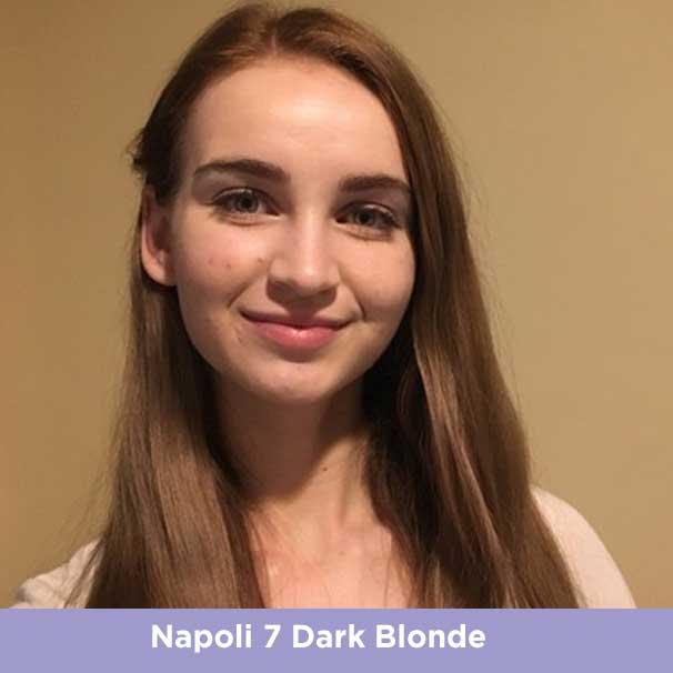 Napoli 7 Dark Blonde