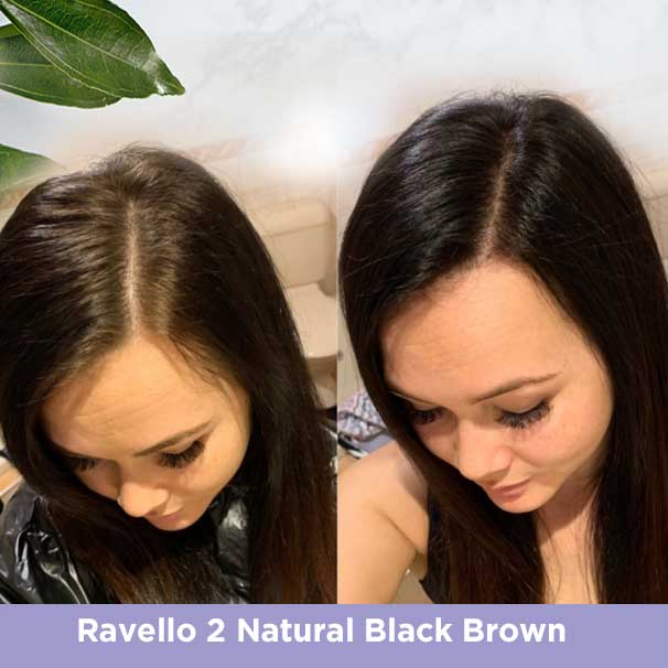Ravello Natural Black Brown