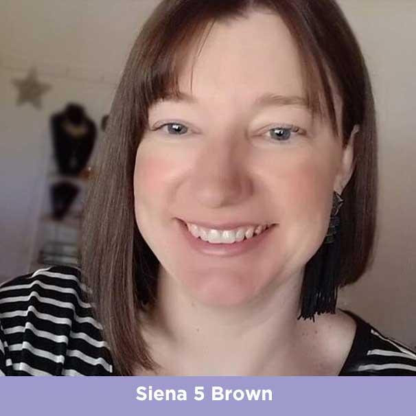 Siena 5 Brown
