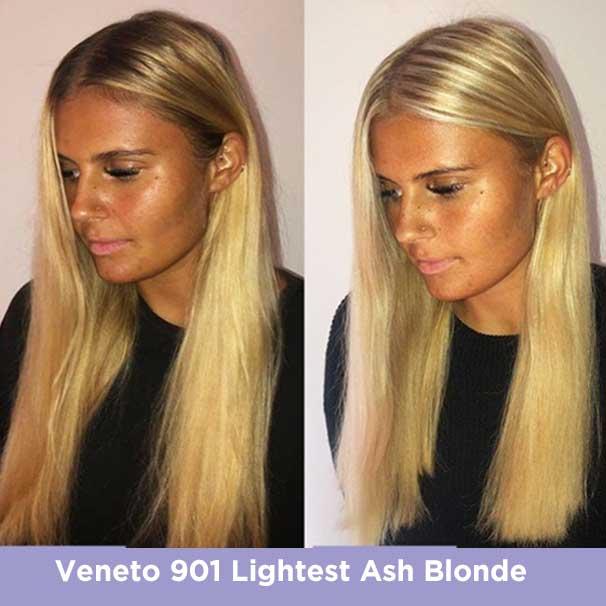 Veneto 901 Lightest Ash Blonde