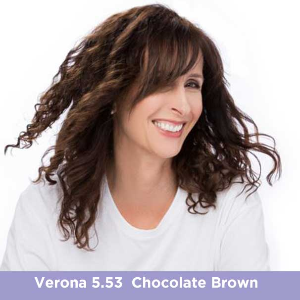 Verona 5.53 Chocolate Brown