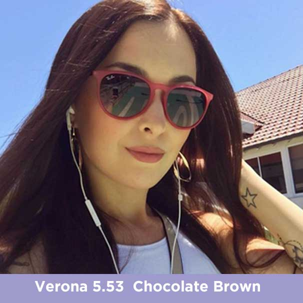 Veneto 5.53 Chocolate Brown