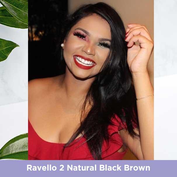 Ravello 2 Natural Black Brown