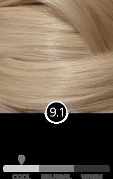Sorrento 9.1 Light Ash Blonde