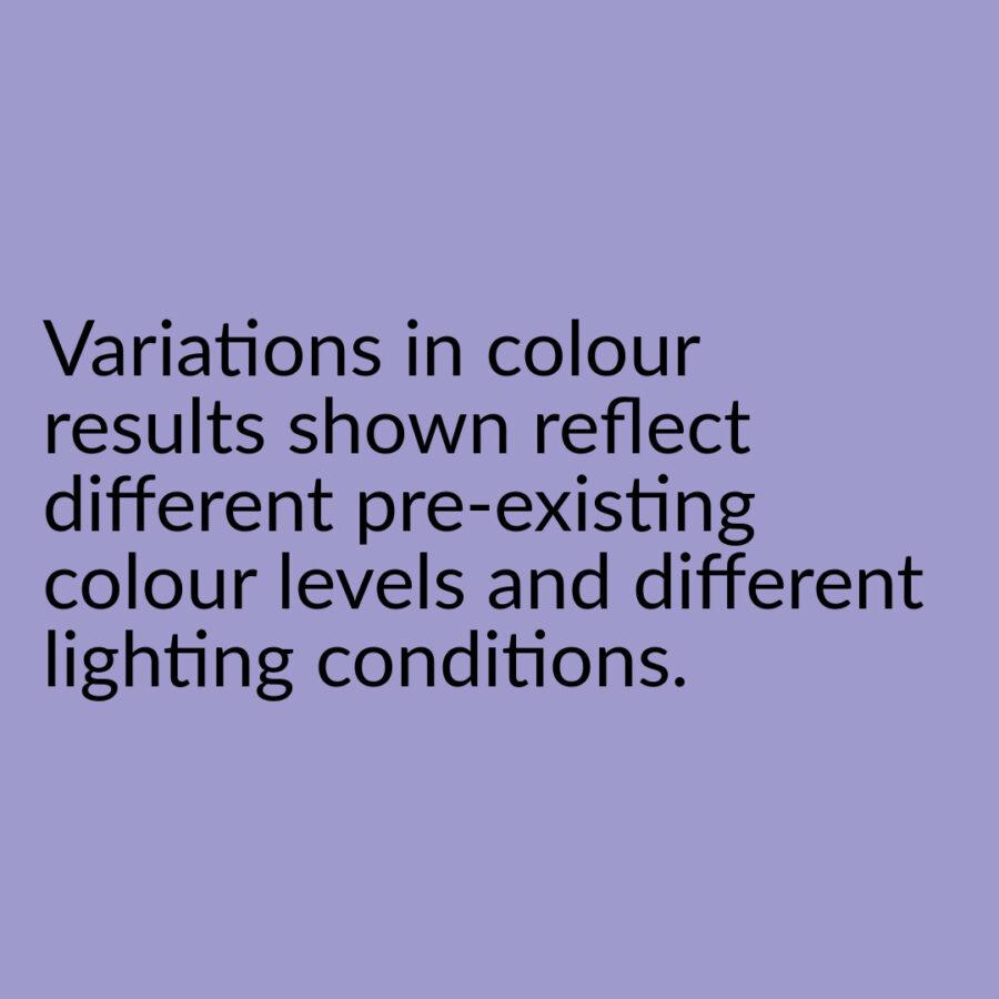 colour variation