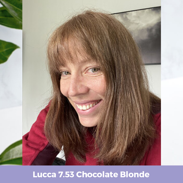 Lucca 7.53 Chocolate Blonde