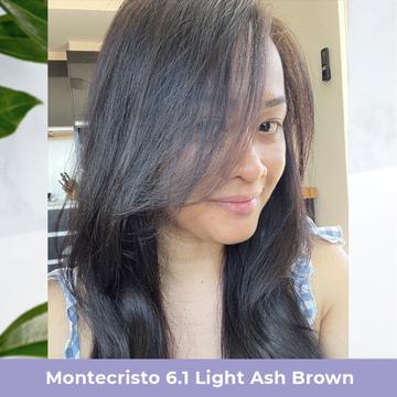 Montecristo 6.1 Light Ash Brown