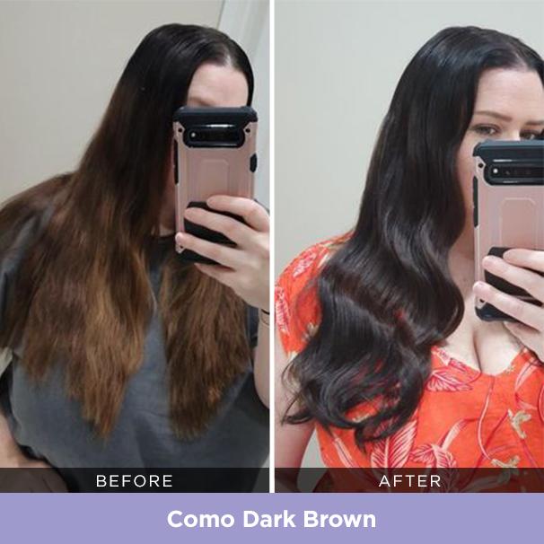 Como 4 Dark Brown